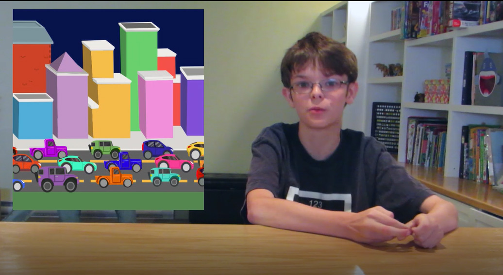 Thermal Conductivity Explained by a 12 Year Old