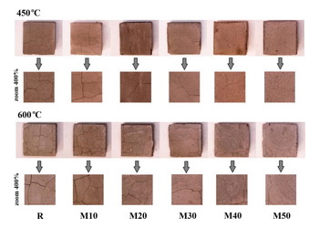 Cement Plates Testing Thermal Resistance