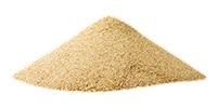 Thermal Effusivity of Sand
