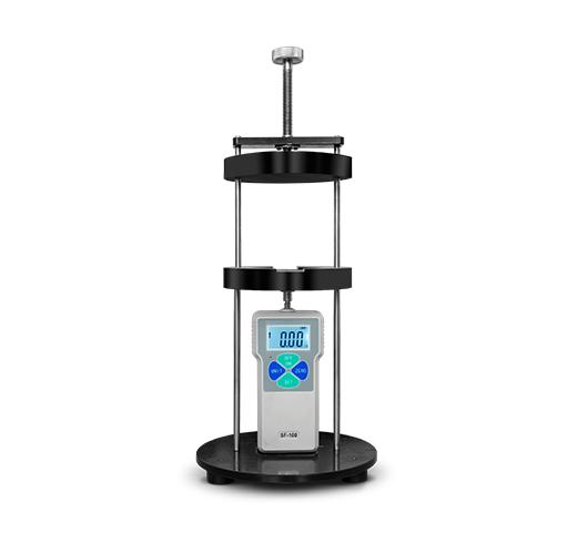 Thermal Effusivity Compressor Stand