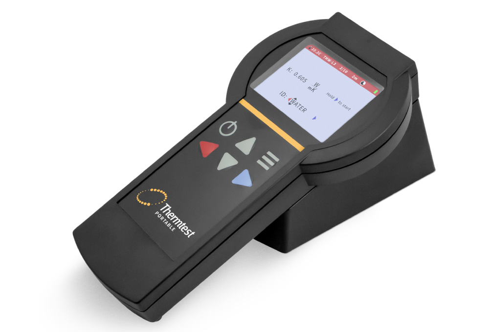 Thermtest MP-2 Measurement Platform Portable Meter