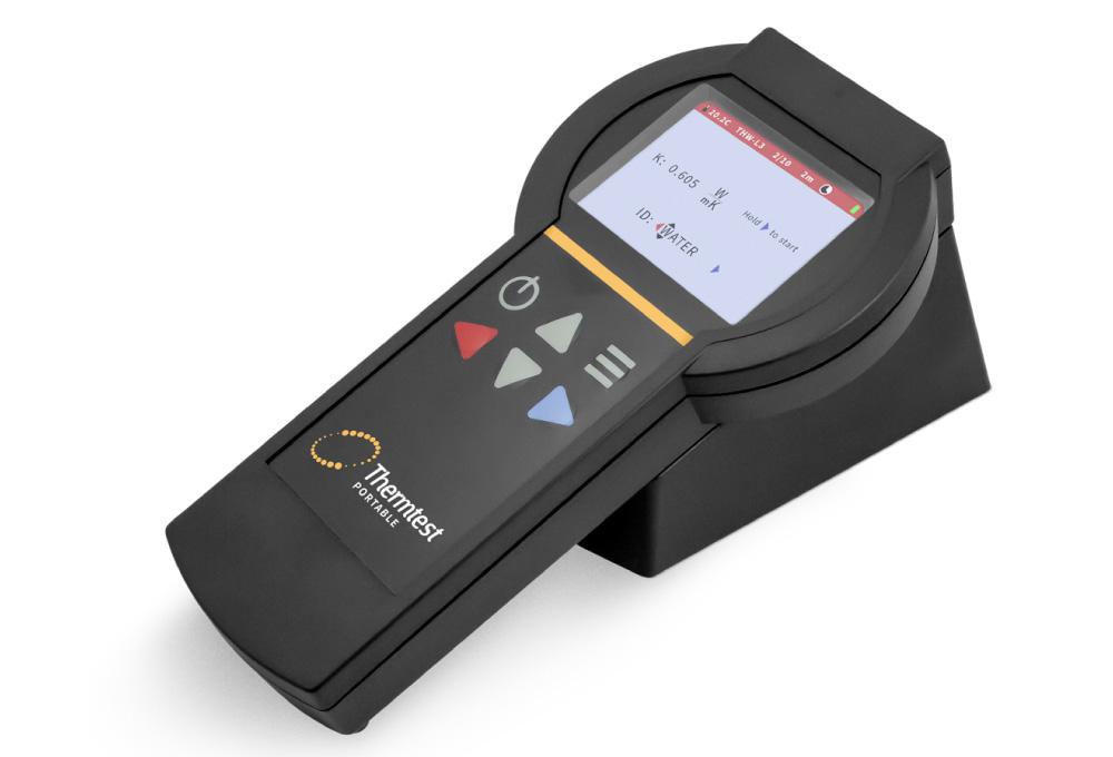 Thermtest MP-2 Measurement Platform Portable Meter