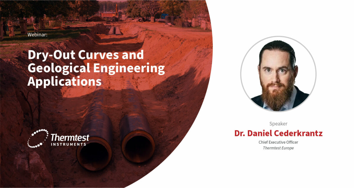 Dry-Out Curves and Geological Engineering Applications