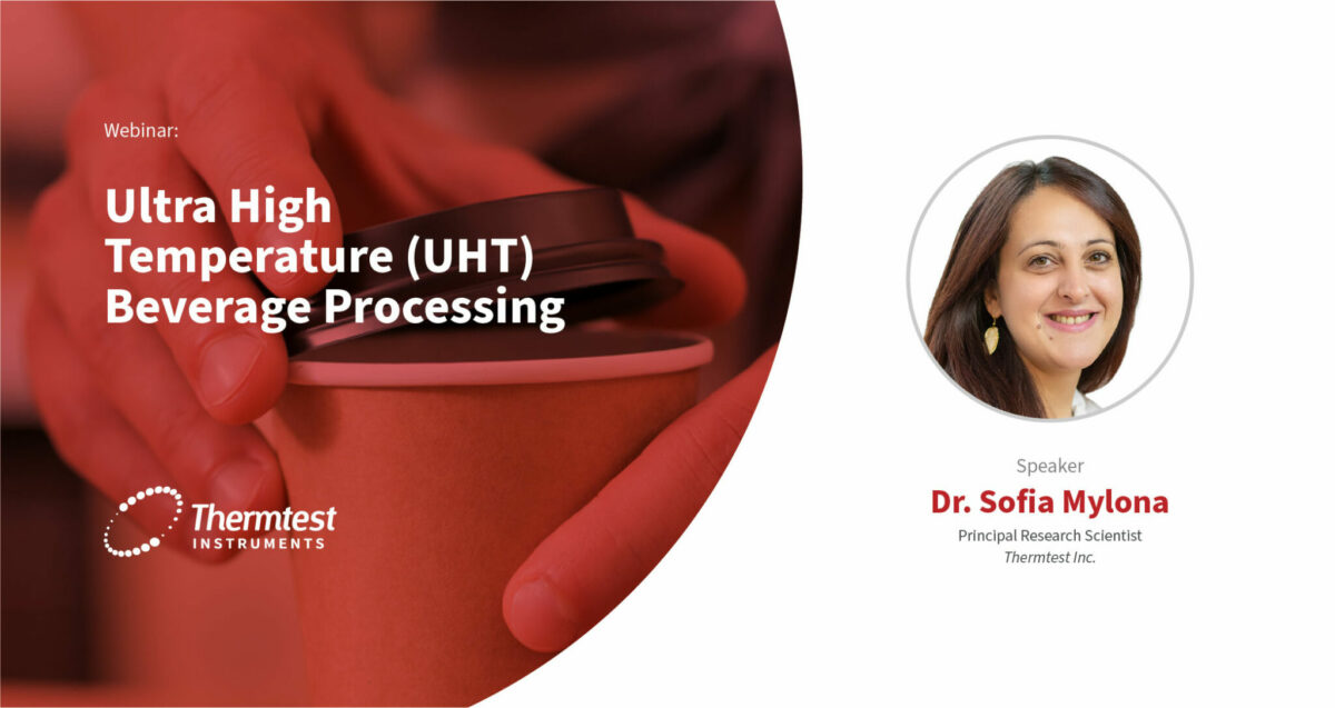 Ultra high temperature (UHT) beverage processing