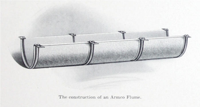 armco-flume