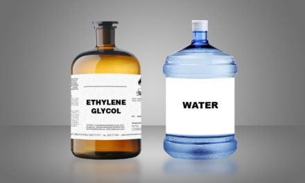 Thermal Conductivity of Ethylene Glycol-Water Mixtures