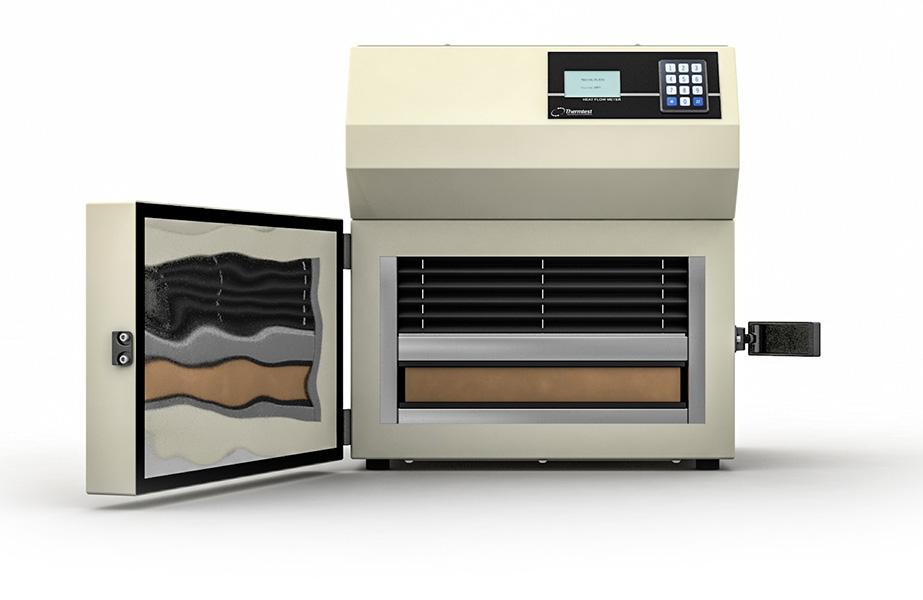 Heat Flow Meter – Basic Operations