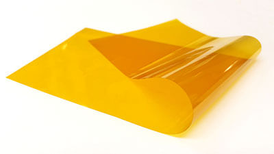 thermal conductivity of plastic - Sheet Of Dupont Kapton Polyimide Film