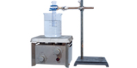 Specific Heat Capacity Test: The Method of Mixture Calorimeter Setup