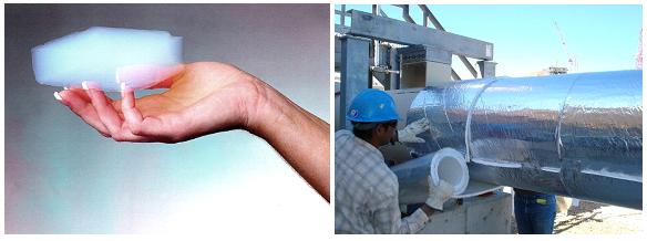 Thermal Conductivity of Aerogel