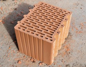 Thermal Conductivity Applications Clay Brick Photo