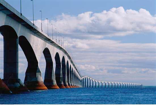 Thermal Conductivity Applications Confederation Bridge
