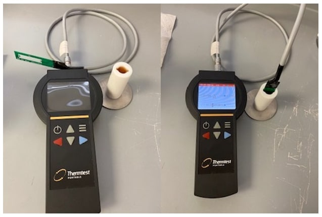 Thermal Conductivity of Motor Oil