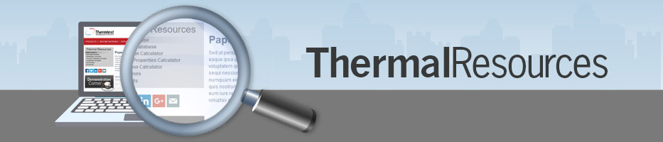Thermal Conductivity Resources